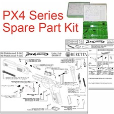 Beretta Kit Spare Parts For Pistols PX4 Storm Series