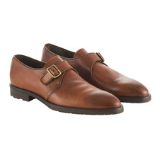 Beretta Shoes in Leather with Buckle