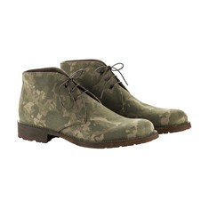 Beretta Camouflage Canvas Man Shoes