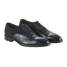 Beretta Fullgrain & Suede Leather Shoes