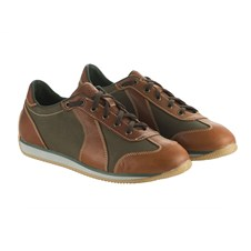 Beretta Casual Sneaker Special Fabric and Leather