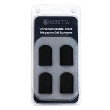 Set of 4 Universal Double-Stack Pistol Magazines Gel Bumpers