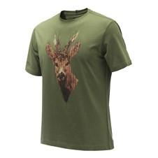T-Shirt Beretta Chevreuil
