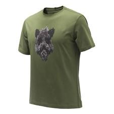 T-shirt Beretta Sanglier