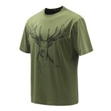 T-Shirt Beretta Cerf