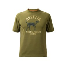 Beretta T-Shirt Dog