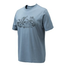 "Beretta T-Shirt ""Engravers Ducks"""