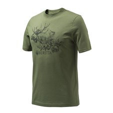 Beretta Engravers Moose T-Shirt