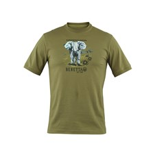 Beretta Elephant Safari T - Shirt