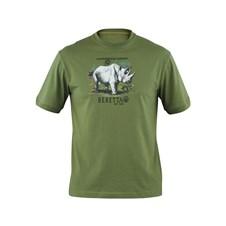 Beretta T - Shirt Rhino Safari