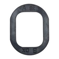 Beretta Plate Frint Drop A/B UGB25XCEL