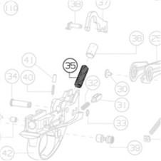 Beretta Hammer Spring A391 Extreme 2