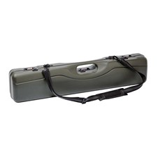 Green abs compact hard case - barrels up to 78 cm