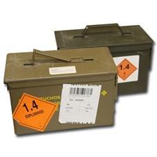 Mil-Spec Ammo Can / Box