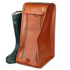 Beretta Leather Cover Boots