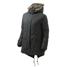 Beretta W's Long Goose Parka with Fur