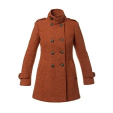 Beretta Woman's Boiled Wool Coat
