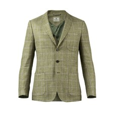 Beretta Man's Country Silk & Linen Sport Jacket