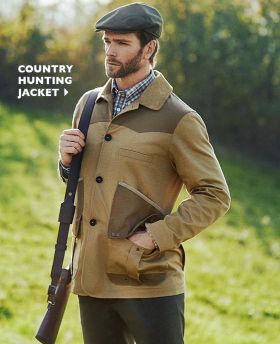 Country Hunting Jacket