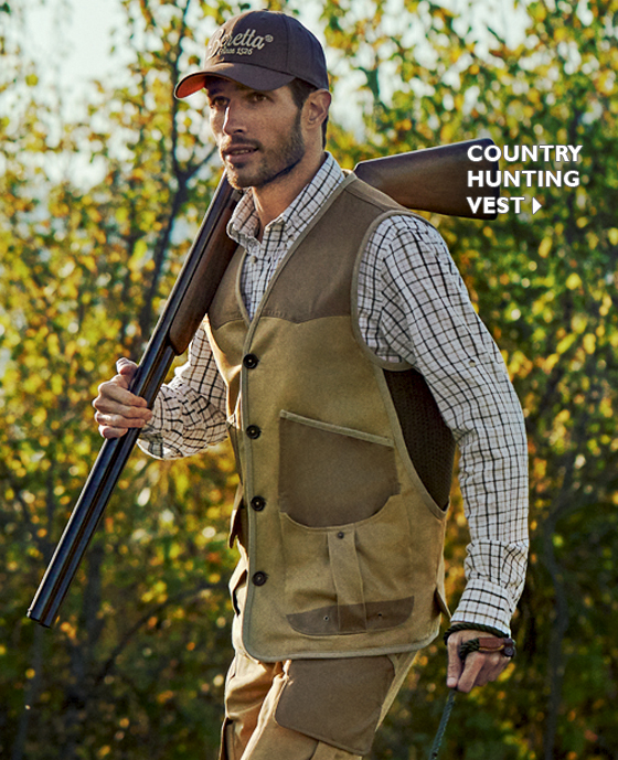 Country Hunting Vest
