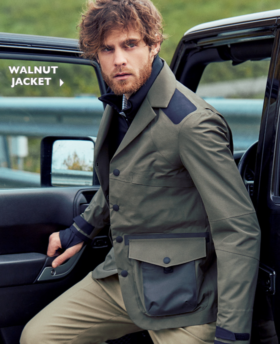 Walnut Jacket